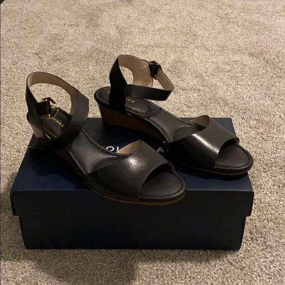 Cole Haan Shoes   Evette Wedge Sandal